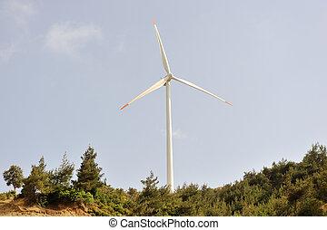 ecologisch, toekomst, industrie