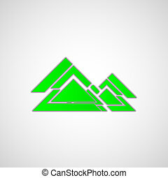 Ecology and environment symbol