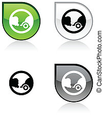 Ecology button.