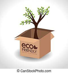 Ecology design.