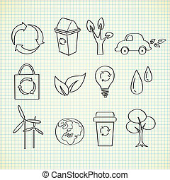 ecology doodle