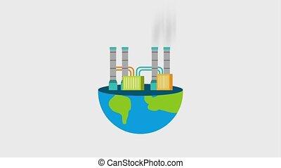 ecology energy renewable - geothermal station ecology energy...