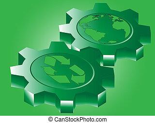 ecology gears