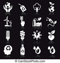 Ecology icons set3.