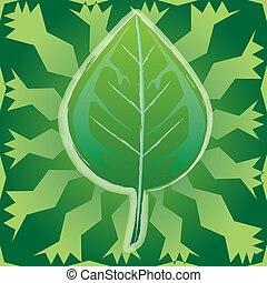 Ecology-Leaf