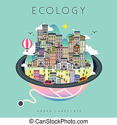 ecology urban life