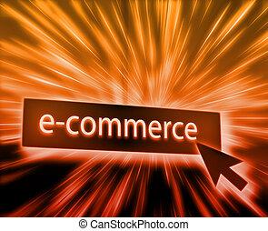 ecommerce, 按鈕