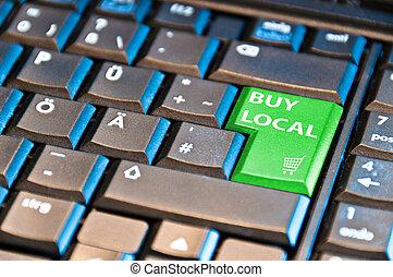 Ecommerce - Buy Local