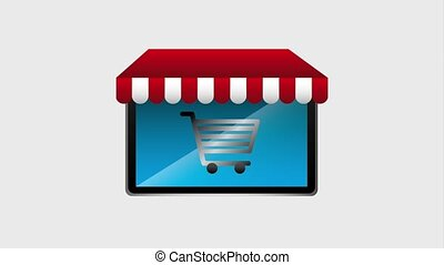 ecommerce shopping online business