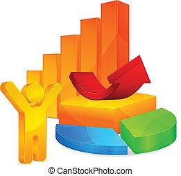 económico, diagramas