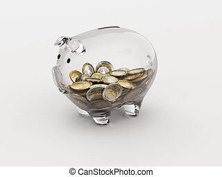 económico, transparencia