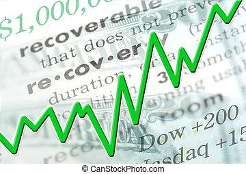 econômico, recuperação