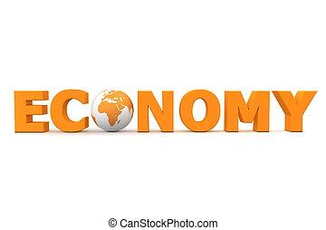 economía, mundo, naranja