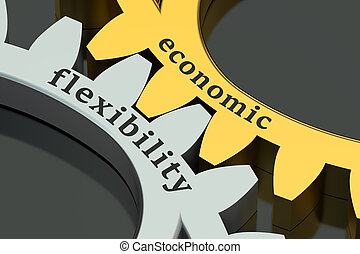 Economic Flexibility concept on the gearwheels