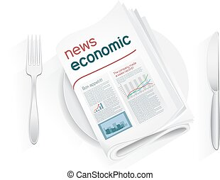 economic news tablewares