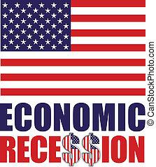 economic recession in USA