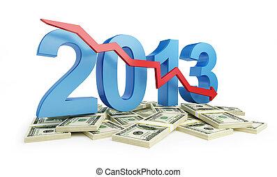 economic recession in 2013