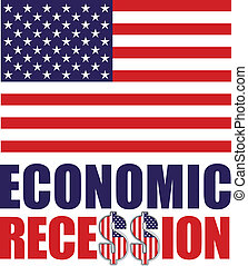 economic recession in USA