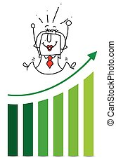 Economic victory with Karen - Karen is very happy, she has ...