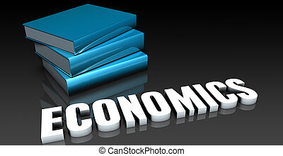 Economics Class for School Education as Concept