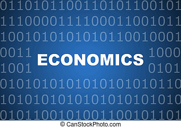 economie, abstract, achtergrond