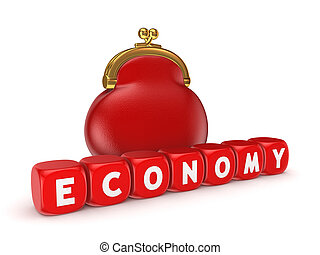 economie, concept.