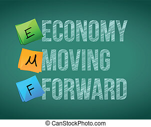 economy moving forward