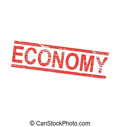 Economy Rubber Stamp