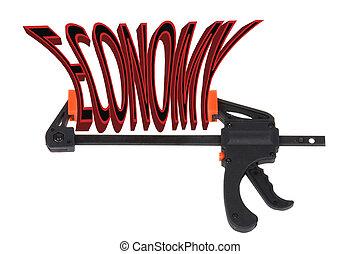 Economy squeeze