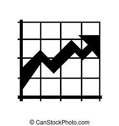 economy symbol vector
