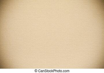 ecru abstract background, rough pattern paper sheet