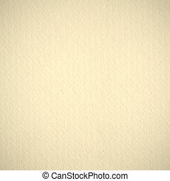 ecru paper background or rough pattern texture