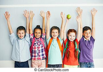 Ecstatic learners