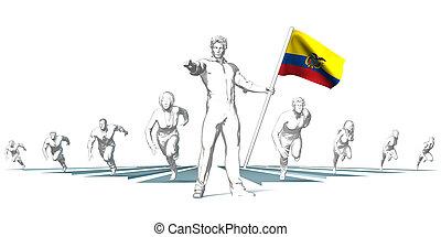 Ecuador Racing to the Future