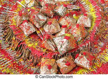 Edible betel leaf - Decorated edible betel leaf for ...