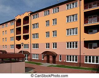edificio apartamento