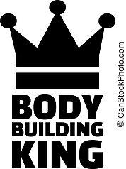 edificio cuerpo, rey