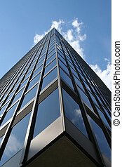 edificio de oficinas, resumen