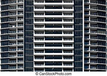 edificio di appartamenti