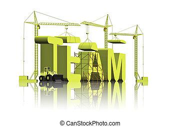 edificio equipo
