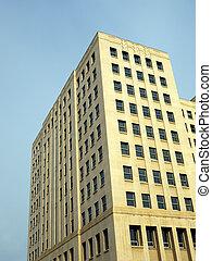 edificio, histórico, gobierno