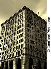 edificio, histórico