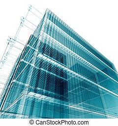 edificio, ingeniería
