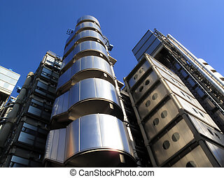 edificio, lloyds