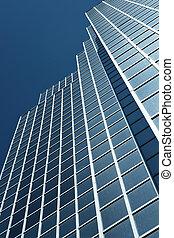 edificio, moderno