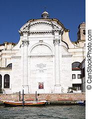 edificio, venecia