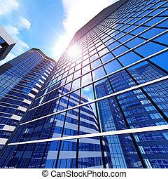 edificios, empresa / negocio