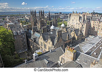 edimburgo, reino unido, escocia