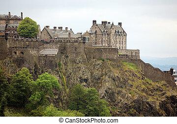 Edinburgh Castle , Scotland, GB