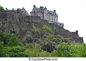Edinburgh Castle , Scotland, UK